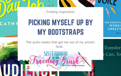 Picking Myself Up by My Bootstraps aka My Favorite Audiobooks for Inspiration
