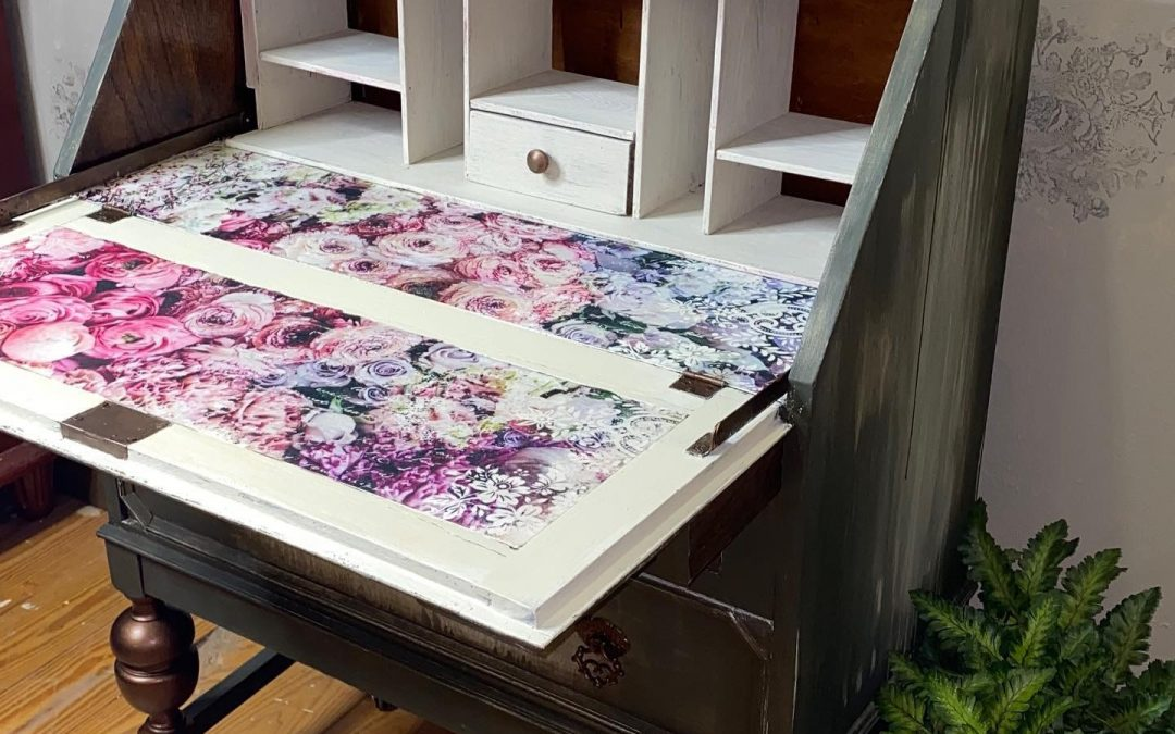Choosing Decoupage Papers and Mediums